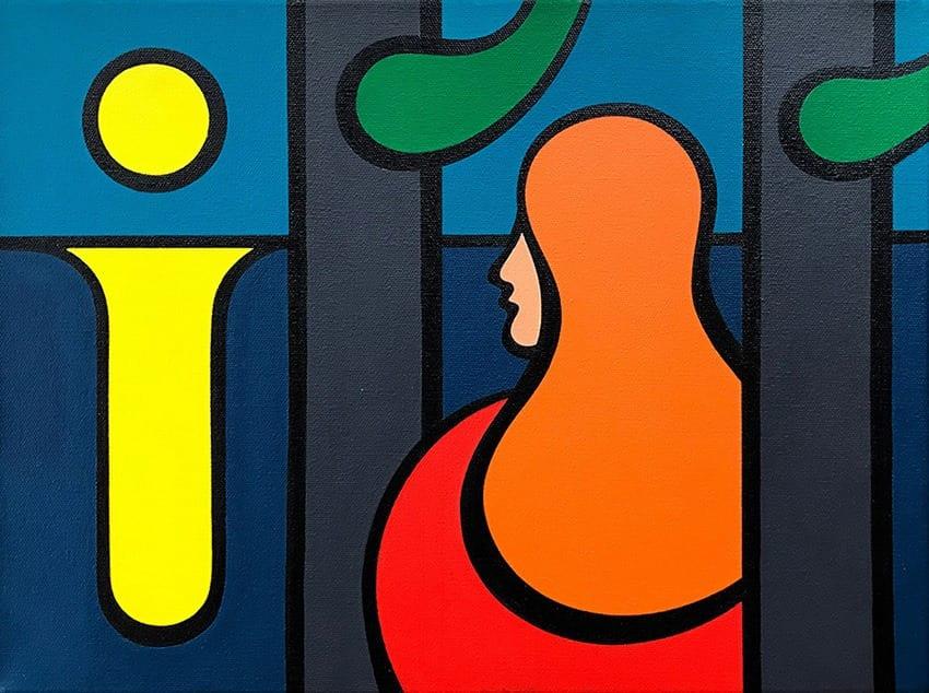 Eventbilde: Maleriutstilling | Rune Tveitstul Jensen