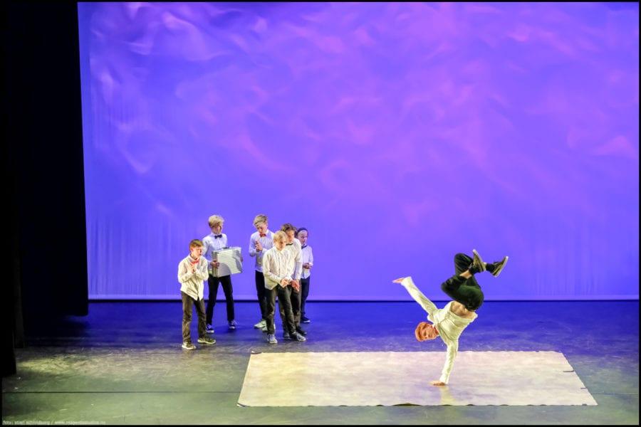 Audition i breakdance hovedbilde