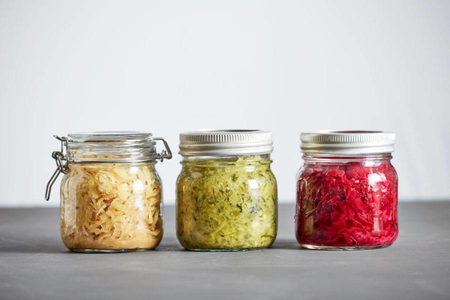 Eventbilde: Boklansering: Fermentert mat