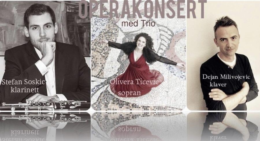 Lørdagsopera – Operaeventyr med trio hovedbilde