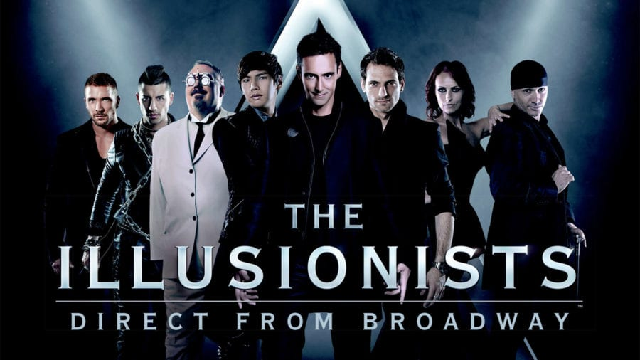 The Illusionists: Direct from Broadway hovedbilde