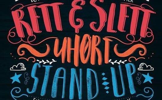 Rett & Slett Uhørt, Stand-Up hovedbilde