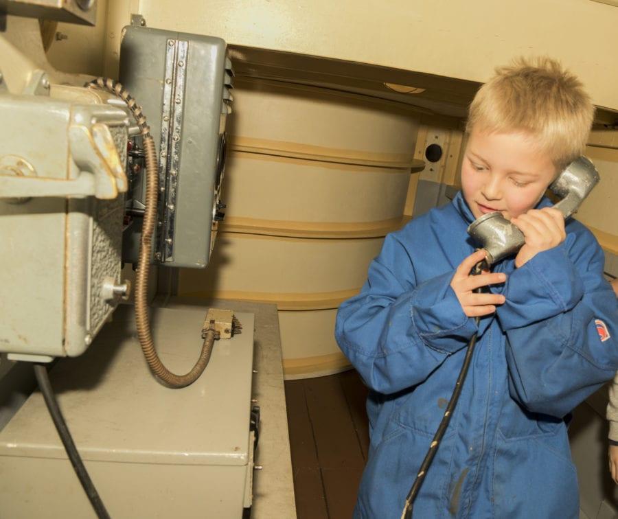 Vinterferieaktiviteter på Norsk Maritimt Museum hovedbilde
