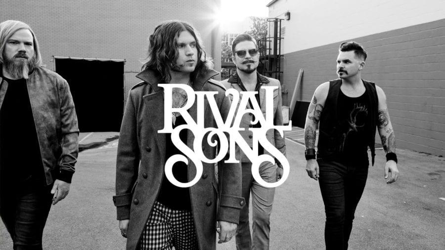 Rival Sons på Sentrum Scene hovedbilde
