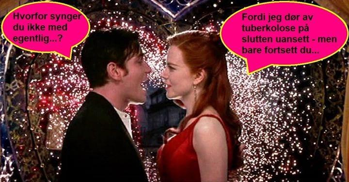 SYNG'ende voksenkino: Moulin Rouge hovedbilde