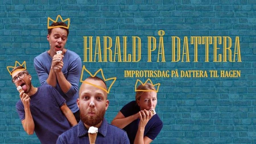 Harald på Dattera hovedbilde