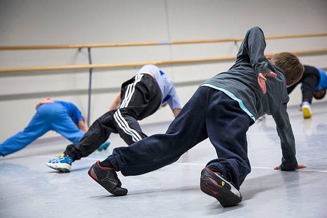 En sjanse til å danse – gratis danseklasser hovedbilde