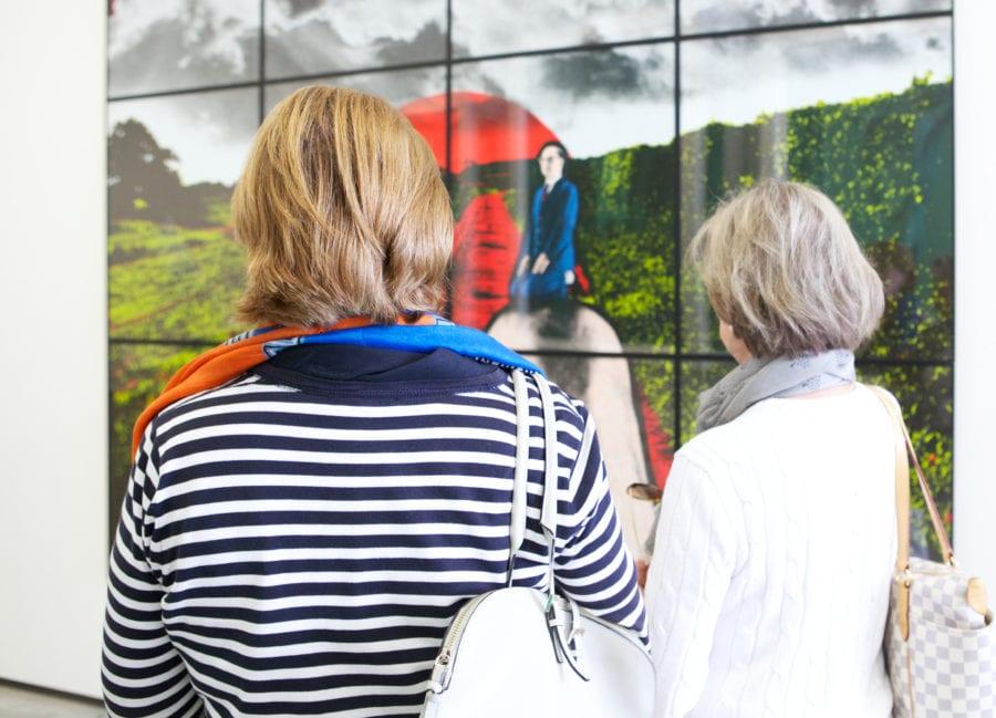 Senioromvisning på Astrup Fearnley Museet hovedbilde