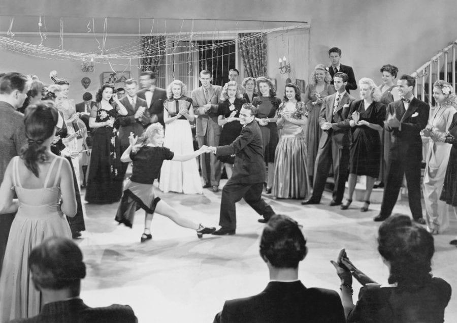 Eventbilde: Helgekurs i Swing hos Danseløvene Danseskole