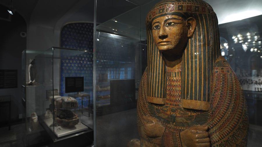 Babyomvisning: Det gamle egypt hovedbilde