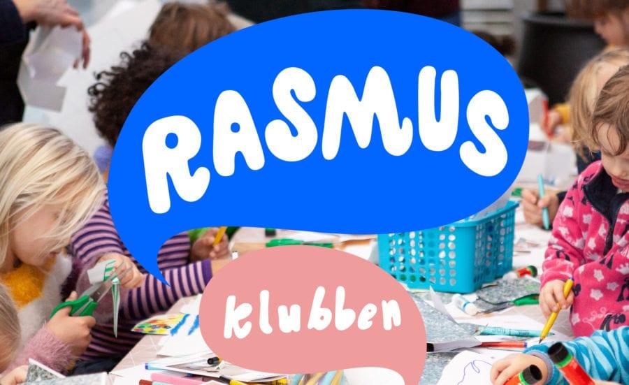Barnekunstklubben Rasmus hovedbilde