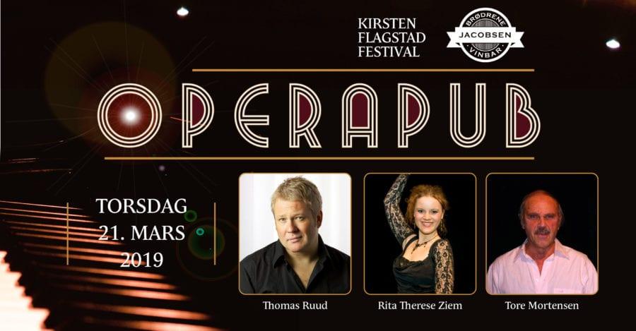 Eventbilde: Operapub på Brødrene Jacobsen