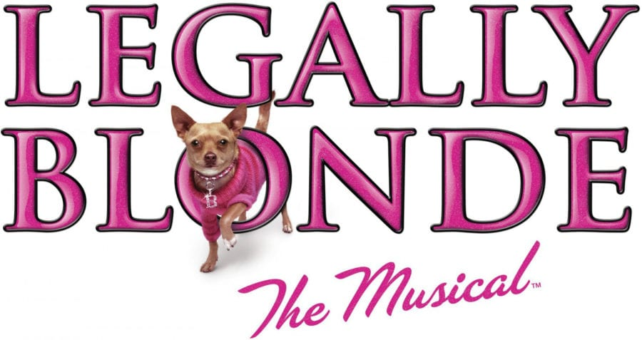 Legally Blond The Musical hovedbilde