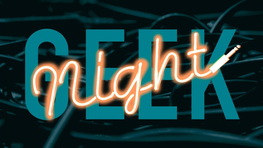 Geek Night: Hammond og Rhodes hovedbilde