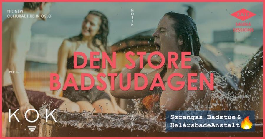 Eventbilde: Den Store Badstudagen 2019