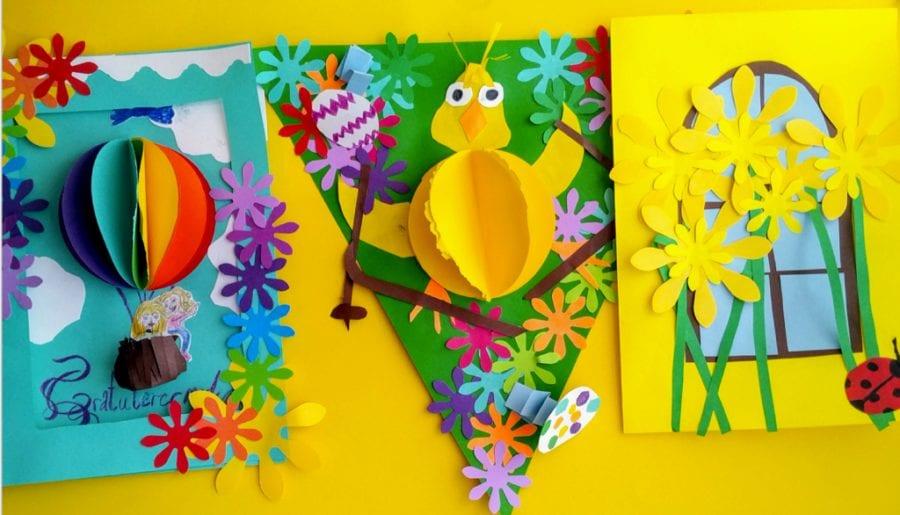 Kunstverksted på Barnekunstmuseet hovedbilde