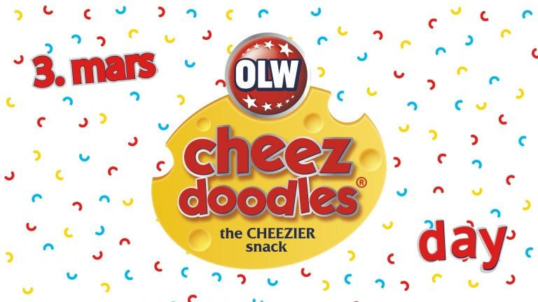 CHEEZ DOODLES® DAY på Mathallen hovedbilde