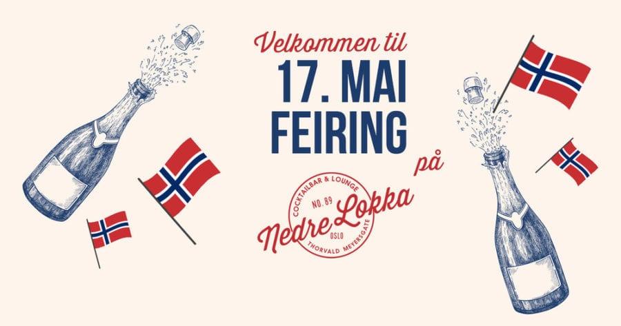 17. mai feiring på Nedre Løkka hovedbilde