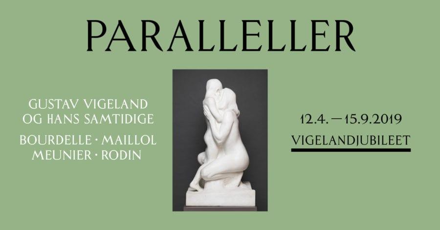 PARALLELLER. Gustav Vigeland og hans samtidige hovedbilde
