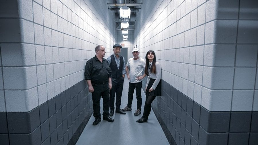 Pixies til Sentrum Scene hovedbilde