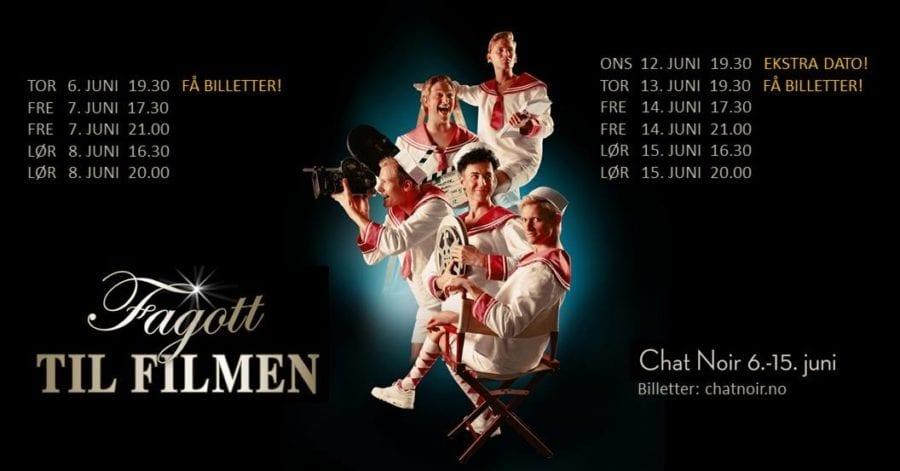 Oslo fagottkor: Fagott til filmen hovedbilde