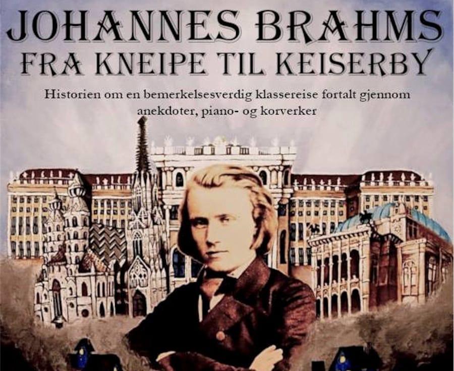 Johannes Brahms – fra kneipe til keiserby hovedbilde