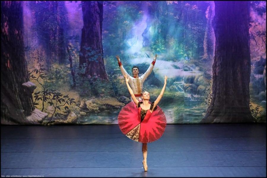 Eventbilde: Ballettgalla, og konsertforestilling med Curawaka