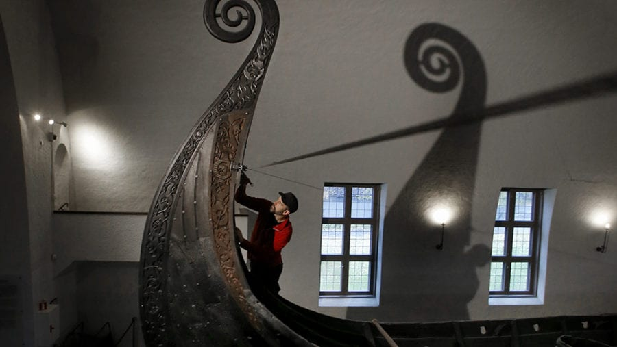 Turist i egen by: Vikingskiphuset hovedbilde