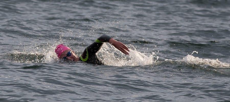 Eventbilde: Teknikk- og svømmekurs for voksne i sommer