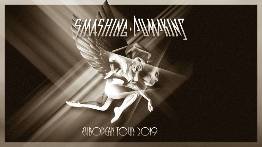 The Smashing Pumpkins til Oslo Spektrum hovedbilde