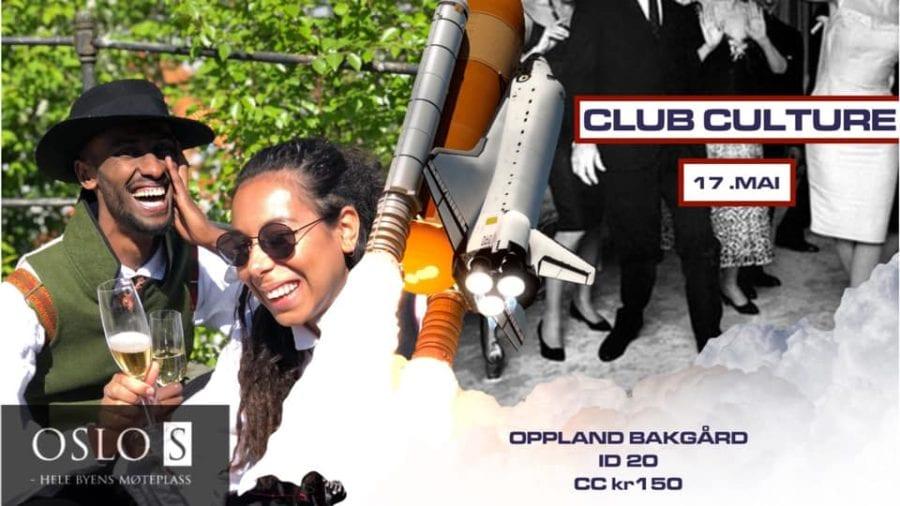 17. mai stemning med Club Culture hovedbilde
