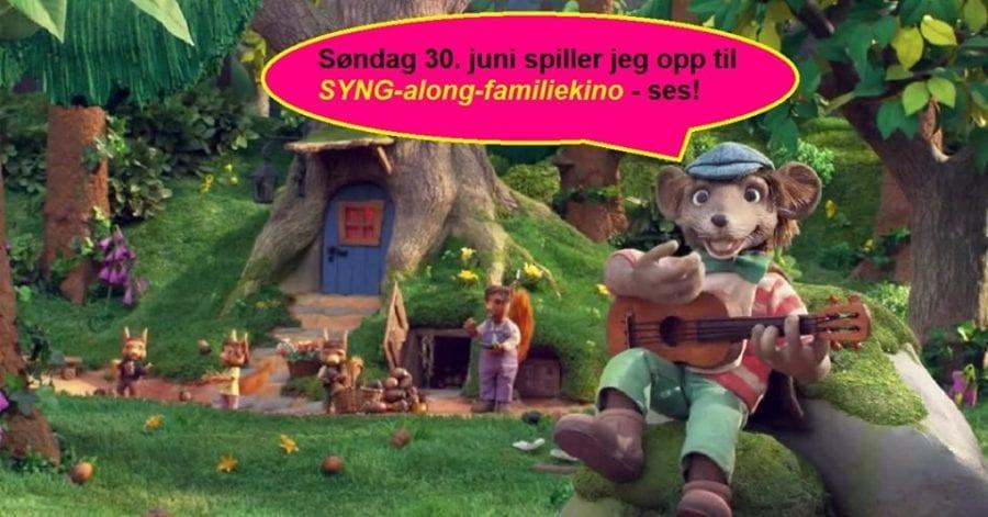 SYNG-along-familiekino: Hakkebakkeskogen hovedbilde