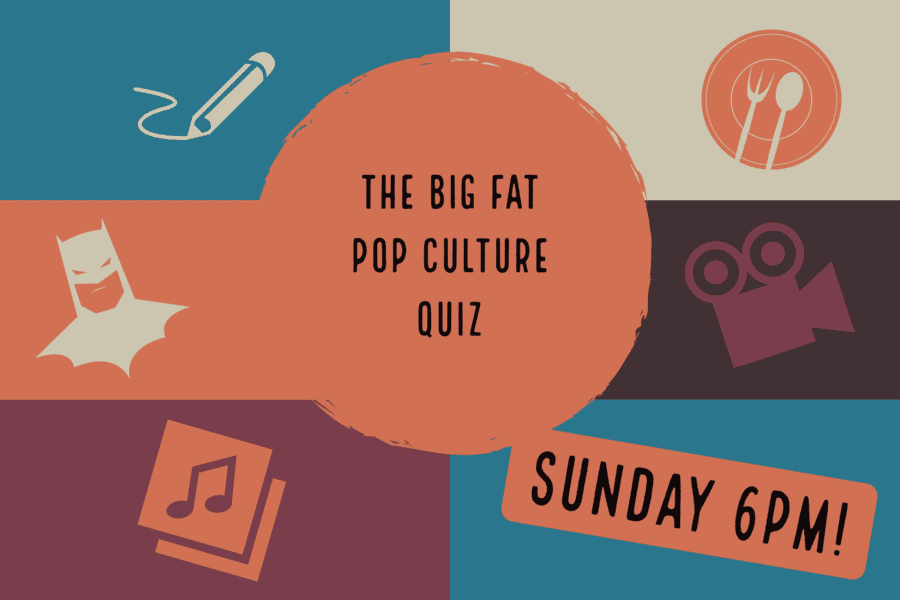 Eventbilde: The Big Fat Pop Culture Quiz