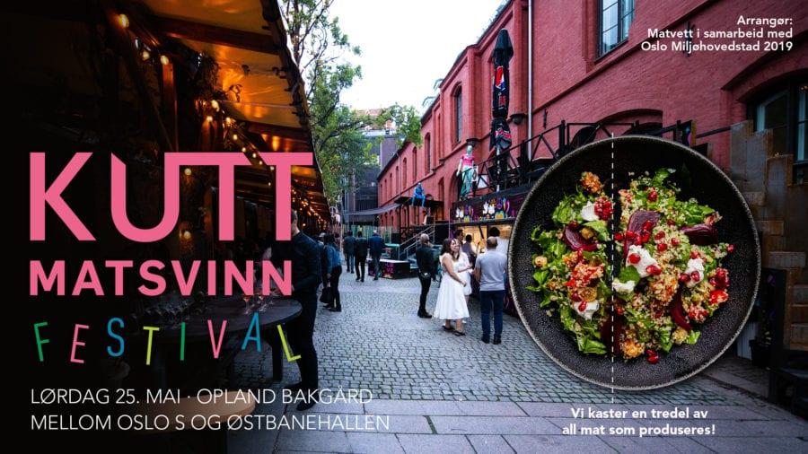 Eventbilde: KuttMatsvinn festival