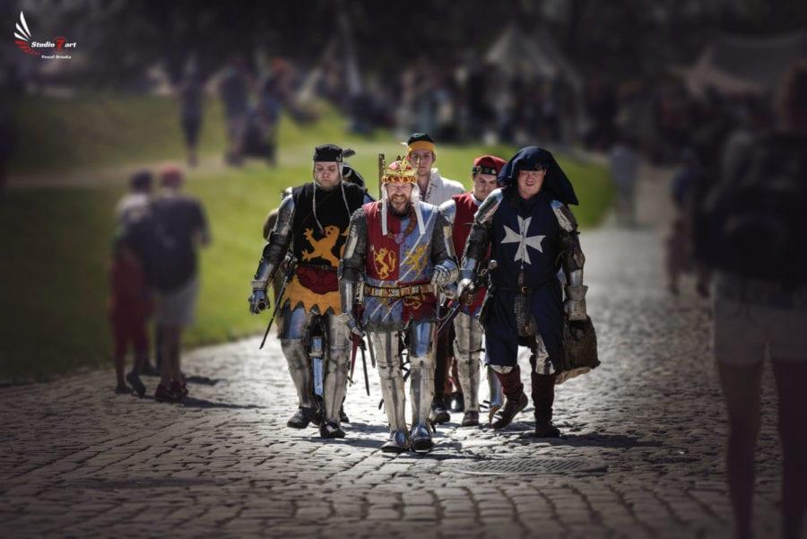 Opplev Oslo Middelalderfestival hovedbilde