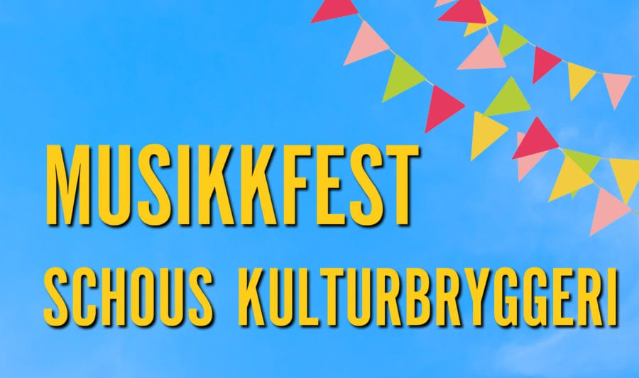 Musikkfest Oslo – Schous kulturbryggeriscenen hovedbilde