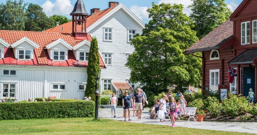 Sommerfest på Hadeland Glassverk hovedbilde
