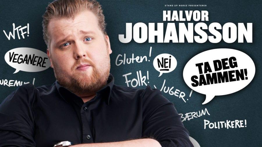 Halvor Johansson – Ta Deg Sammen! hovedbilde