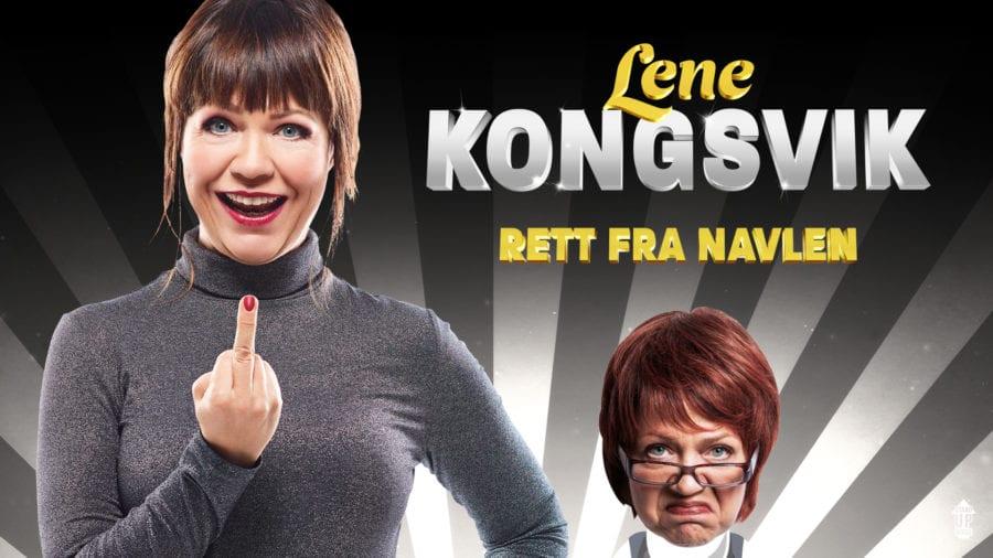 Lene Kongsvik – Rett Fra Navlen hovedbilde