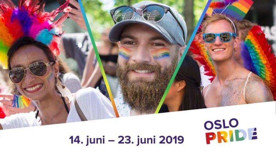 Oslo Pride 2019 hovedbilde