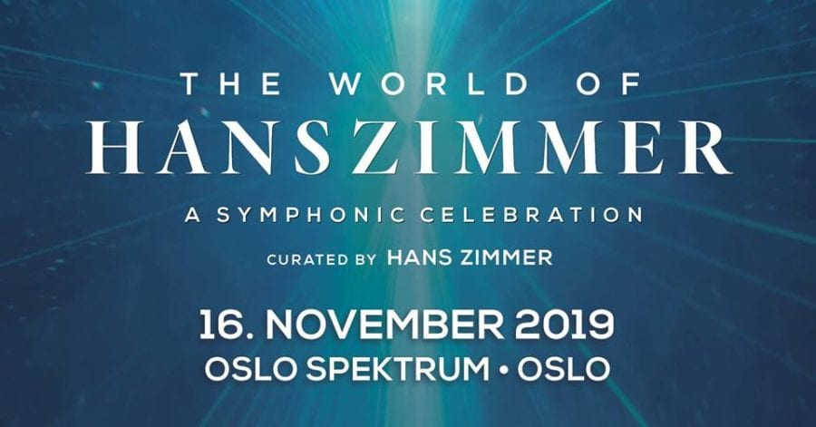 The World of Hans Zimmer | Oslo Spektrum hovedbilde