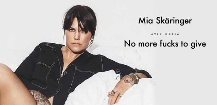 Mia Skäringer  – Oslo Spektrum hovedbilde