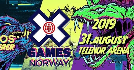 X Games Norway 2019 hovedbilde