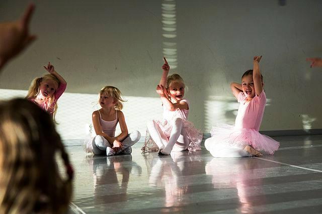 Åpent hus på Norsk Ballettinstitutt, avd. Lørenskog hovedbilde