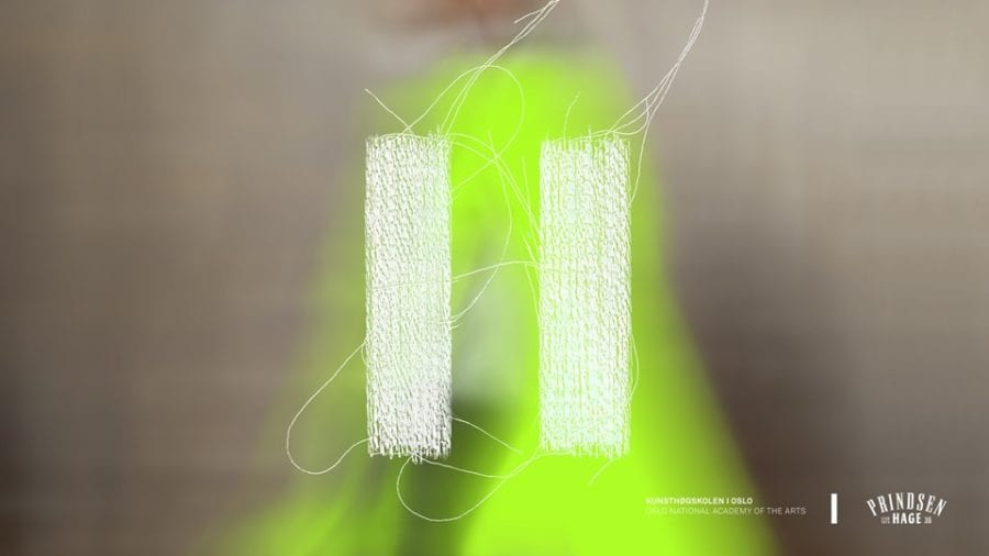 Kunstpause // En åpen klesvisning hovedbilde