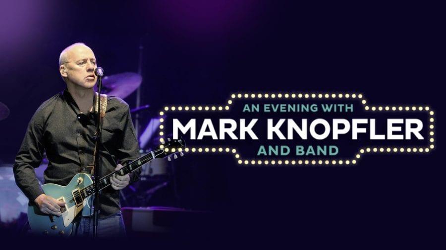 Mark Knopfler til Spektrum hovedbilde