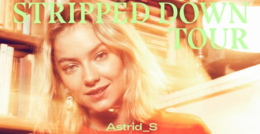 Eventbilde: Astrid_S: Stripped Down Tour