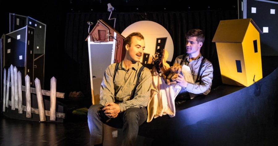 Eventbilde: Norberts nye nabo på Black Box teater under Heddadagene