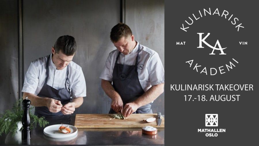 Kulinarisk Takeover i Mathallen hovedbilde