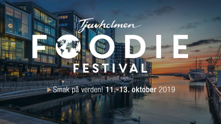 Tjuvholmen Foodie Festival hovedbilde